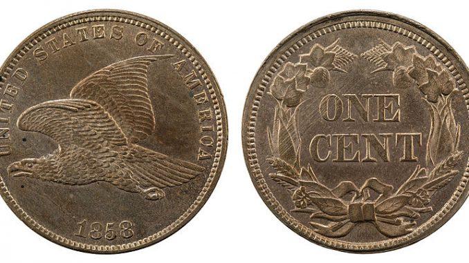 Flying Eagle Cents