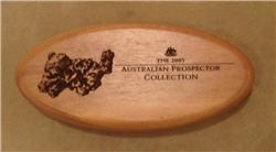 2005 Perth Prospector Collection Box
