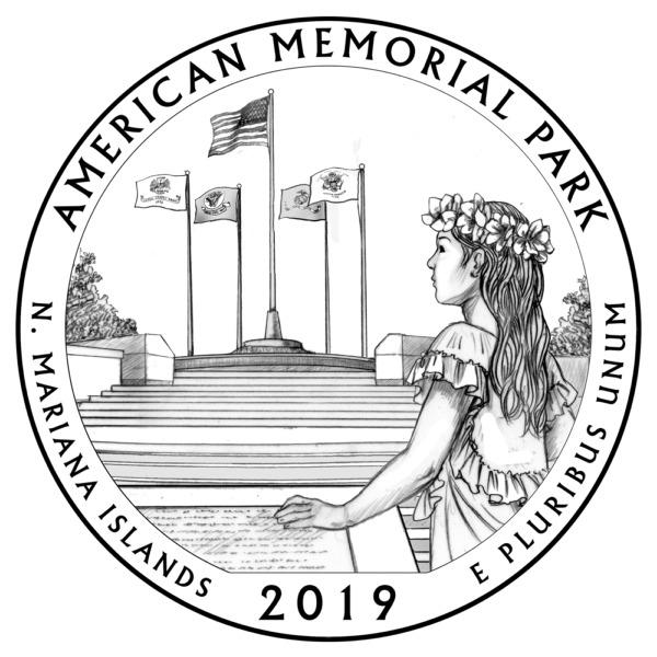American Memorial Park Reverse