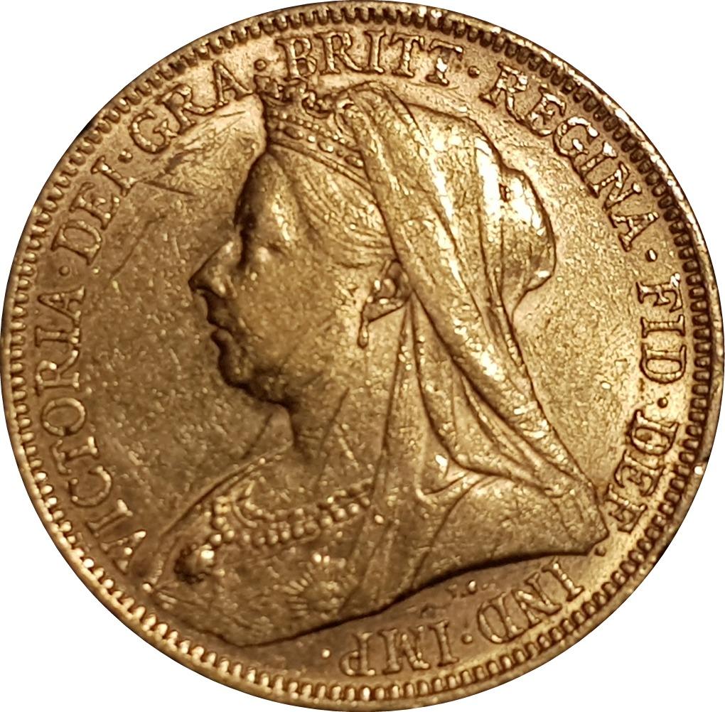 Queen Victoria Old Head